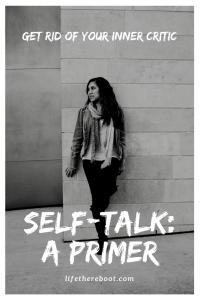 Self-Talk Pin