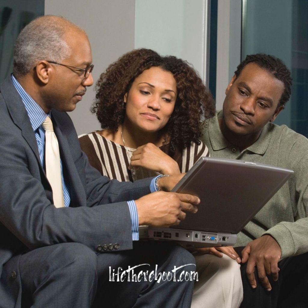 financial goals financial advisor