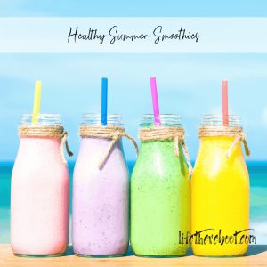 healthy summer smoothies