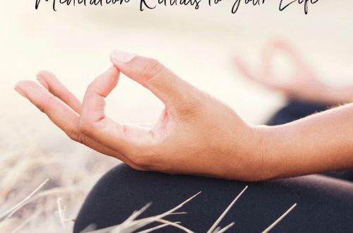 meditation pratice