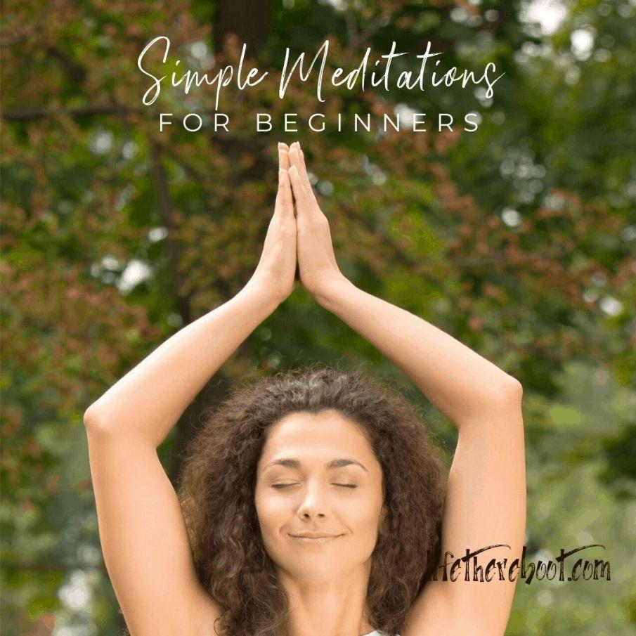 startinf meditation