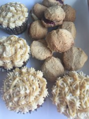 salted caramel cupcakes homemade monte carlos (Bake play smile) All made with Gluten free flour