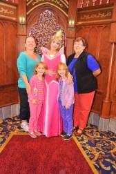 Pretending to be a Disney Princess with Nannie