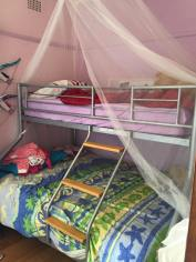 new dbl bed and bunk