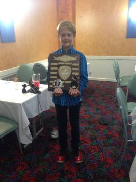 Junior Keeper of the Year