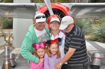 Holidays in Disneyland with Mum & Dad 2013