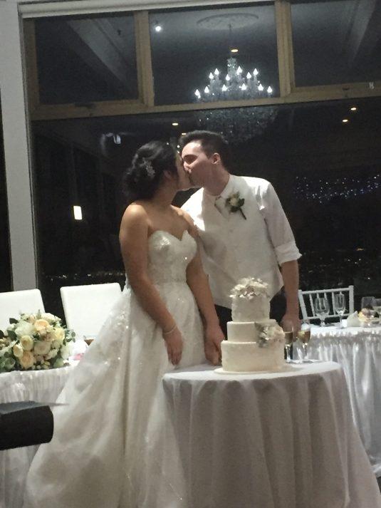 Our first next gen wedding!!