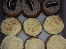 various cupcakes all gl