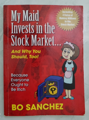 book by Bo Sanches - My maid invests in the stock market