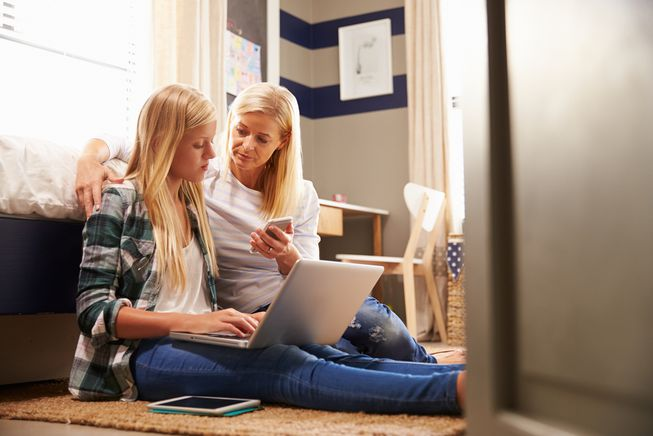 digital parenting and monitoring solutions