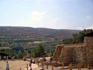 Knossos Valley Crete