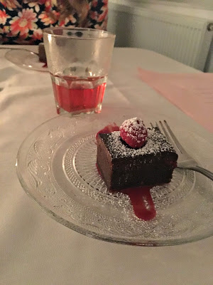 Stand out dessert of the evening