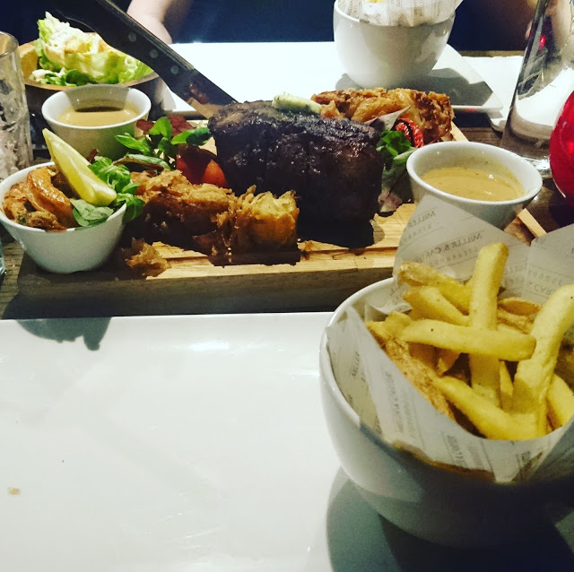 Miller and Carter Liverpool Steak Chateaubriand