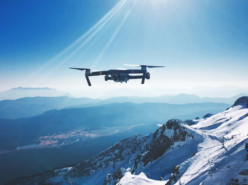 Travel Drone - Best Gadgets for Backpackers