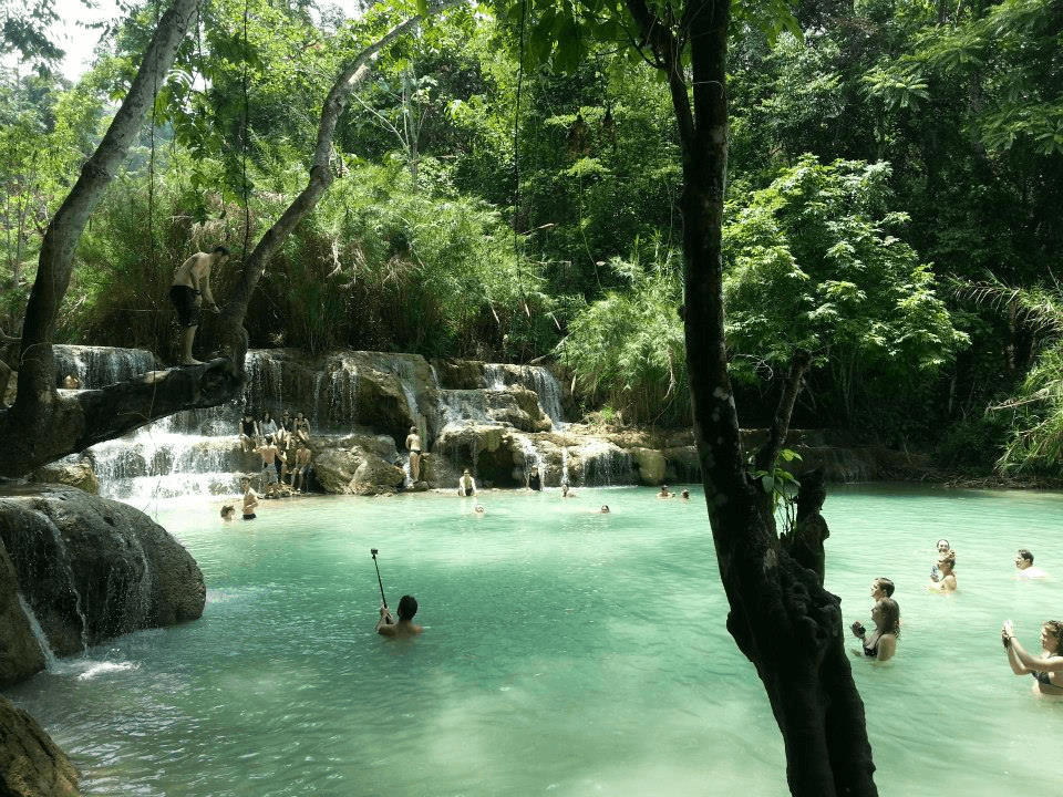 Backpacking-in-South-East-Asia-Pools-Laos