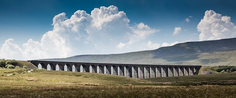 Ribble Viaduct Yorkshire