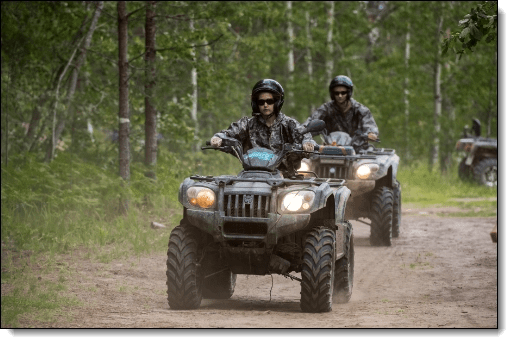 Drive Your ATV Safely with These 7 Tips