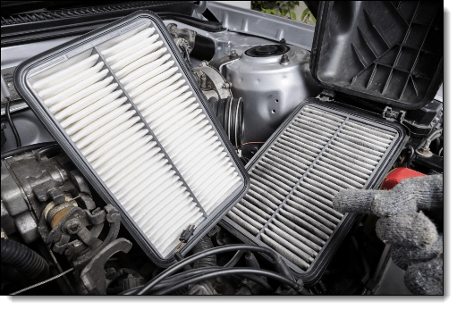 How to know when to change the air filter