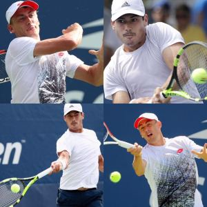John Millman and Jason Kubler