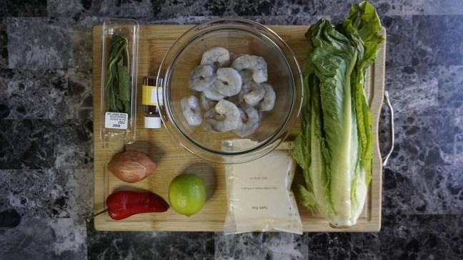Thai Shrimp Lettuce Wrap Recipe 28