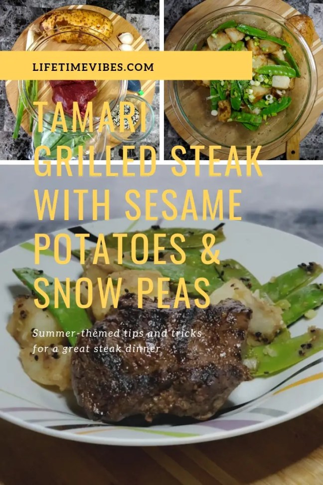 Tamari Grilled Steak recipe 3