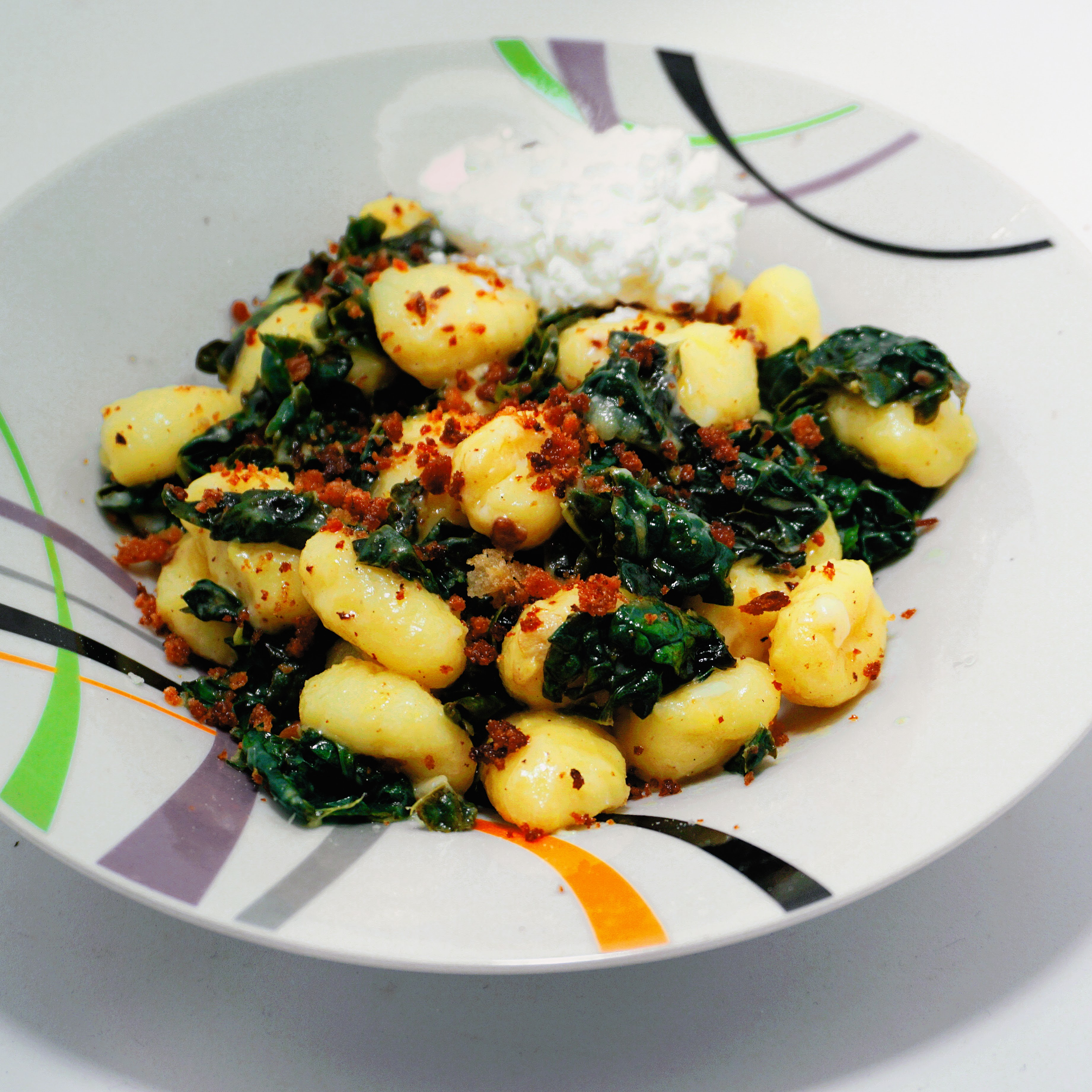 Gnocchi with Kale and Ricotta Wine Pairing