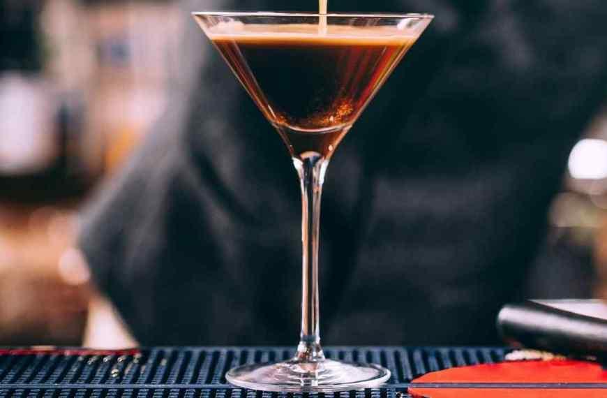 Espresso Martini Chilled