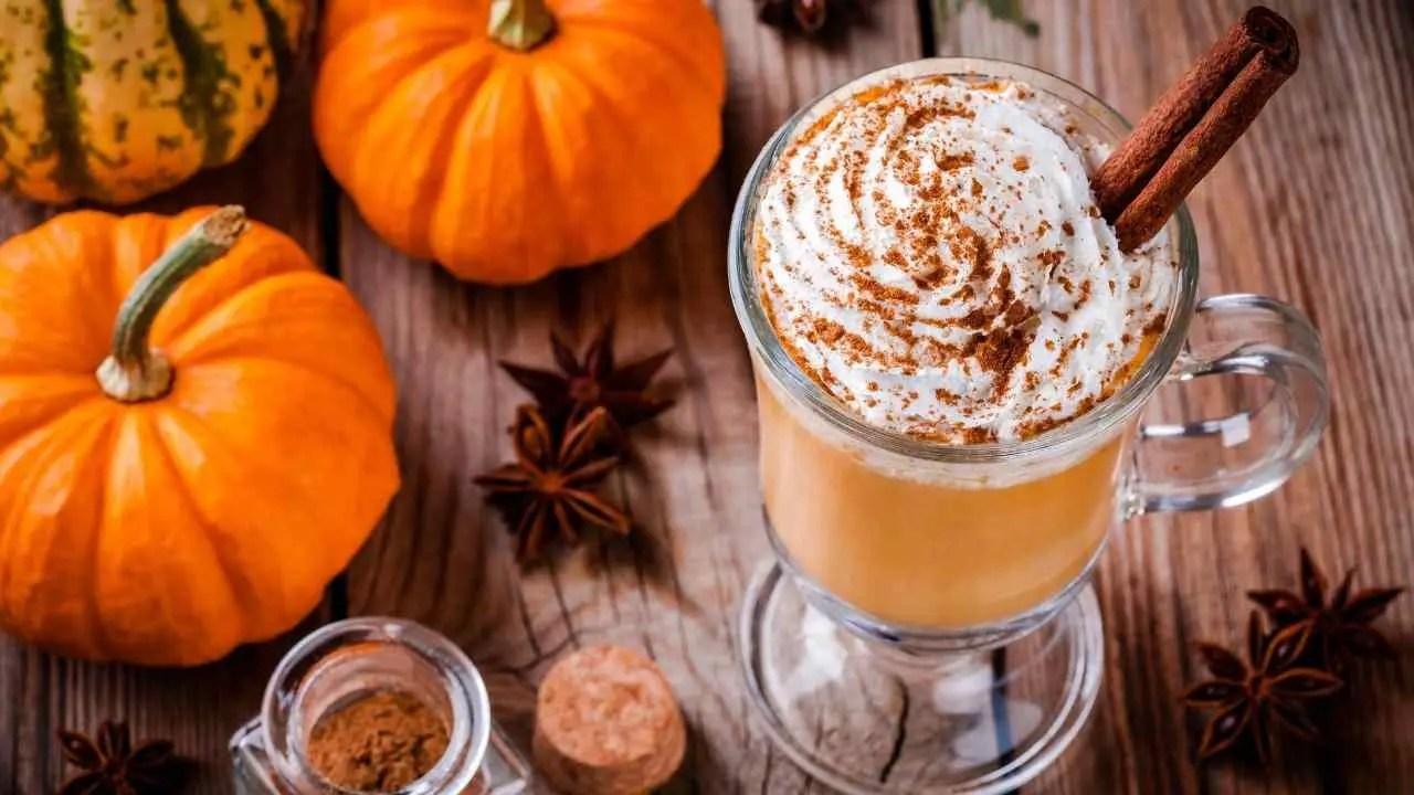 Pumpkin Spice Latte Season