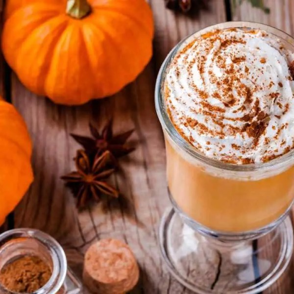 Pumpkin Spice Latte Season
