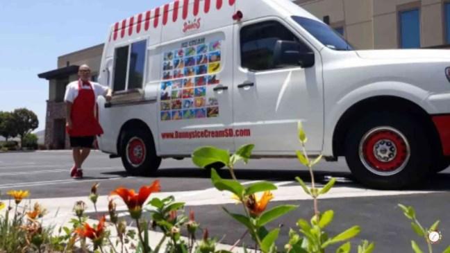 Dessert Food Trucks