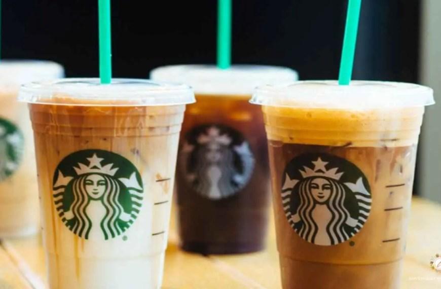 Fall Starbucks drinks