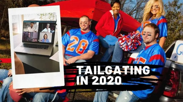 Tailgating in 2020