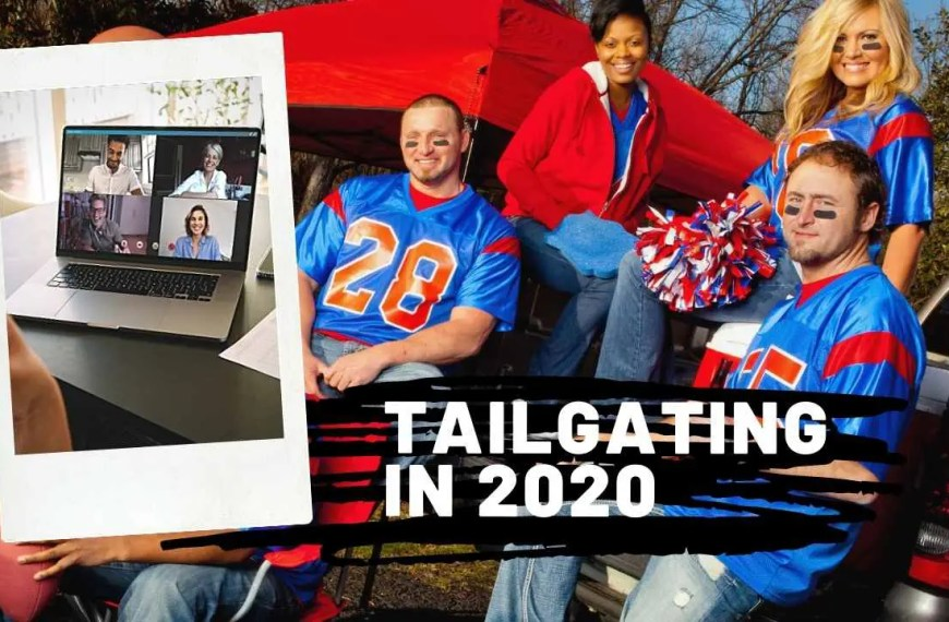 Tailgating How to do it In Times of Covid-19
