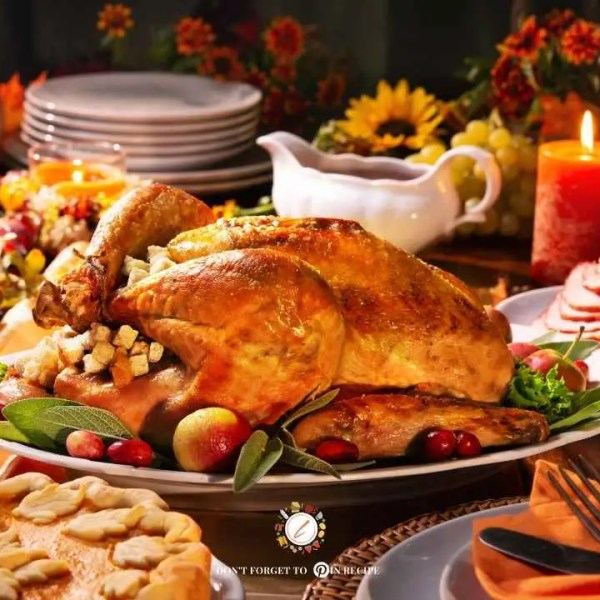Ever Thought About The First Thanksgiving?