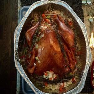 Brown Sugar and Maple Turkey Brine