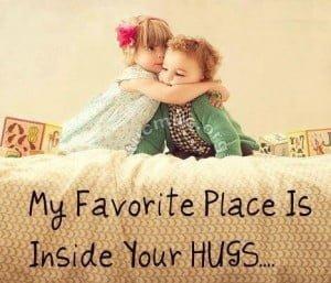 Whatsapp profile pic lovers hug relationship