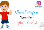 clever instagram names and captions for your profile