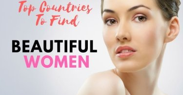 list of best countries to find beautiful women all over the world