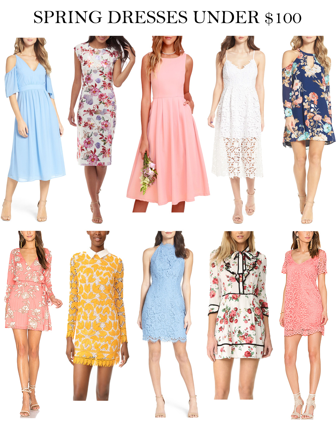 Easter Dresses Affordable 2017