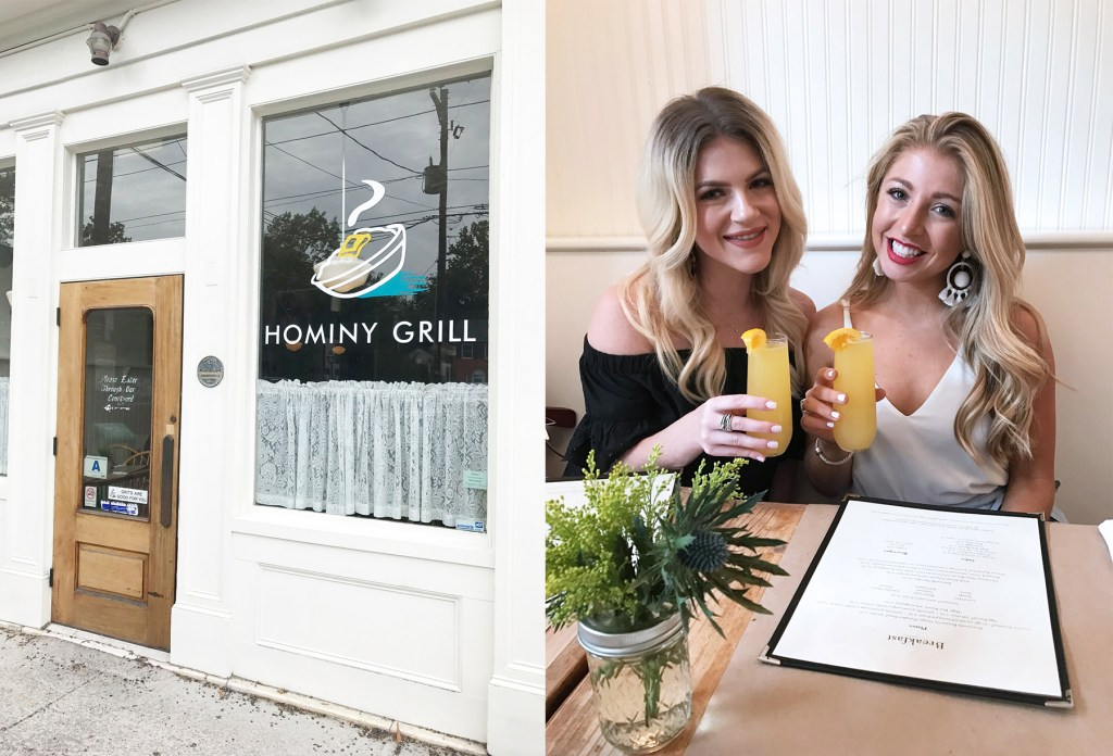 Charleston Travel Guide - Hominy Grill