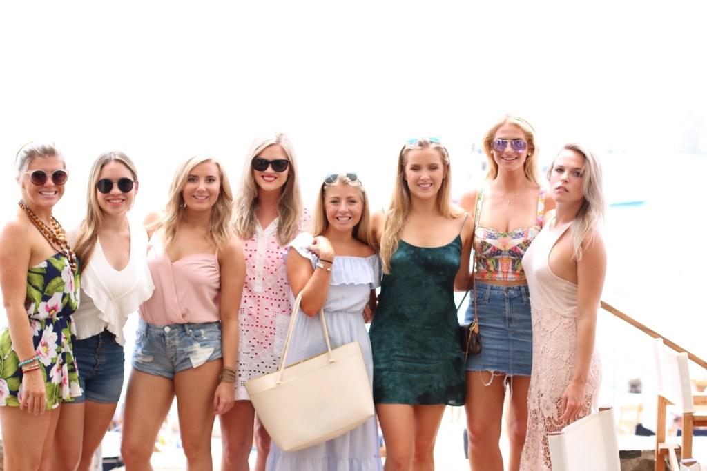 Cabo Bachelorette Party