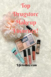 Top Drugstore Makeup Favorites