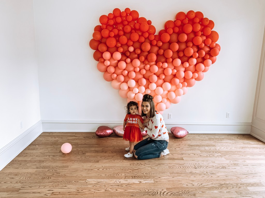 How To Celebrate Valentine's Day With a Toddler
