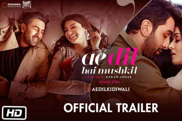 ai dil hai mushkil review