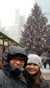 Christmas at Bryant Park