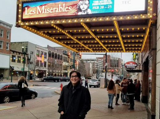 Proctors Theater at Schenectady, NY