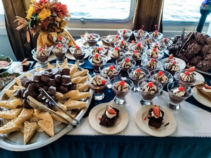 Lake Champlain Brunch Cruise