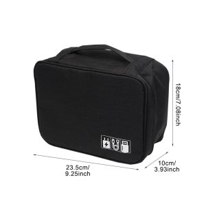 Portable Travel Cable Bags