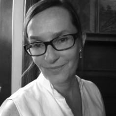 SarahBrohman_BW_headshot