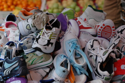 exercise shoes choices